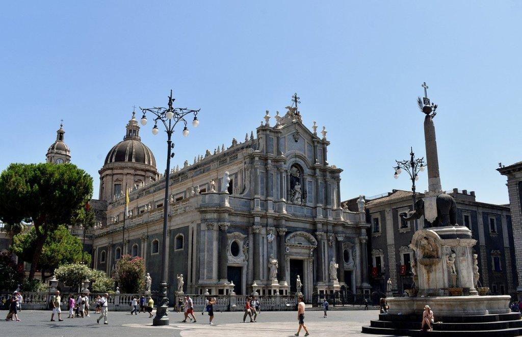 Catedral de Catania, Sicilia