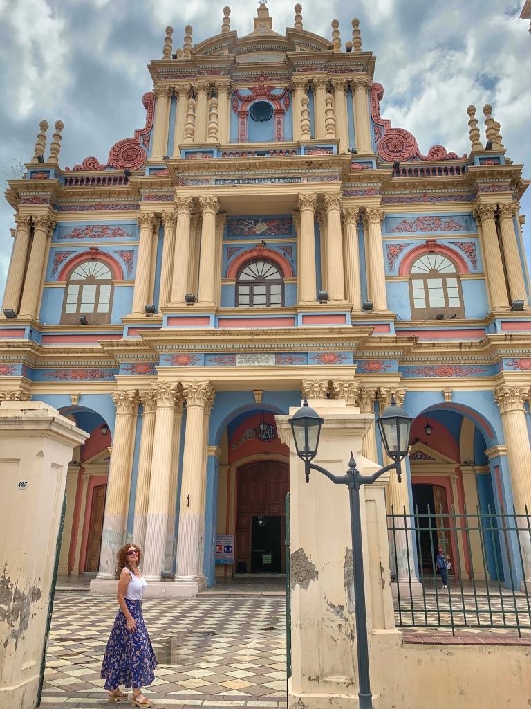 Iglesia de La Viña, Salta