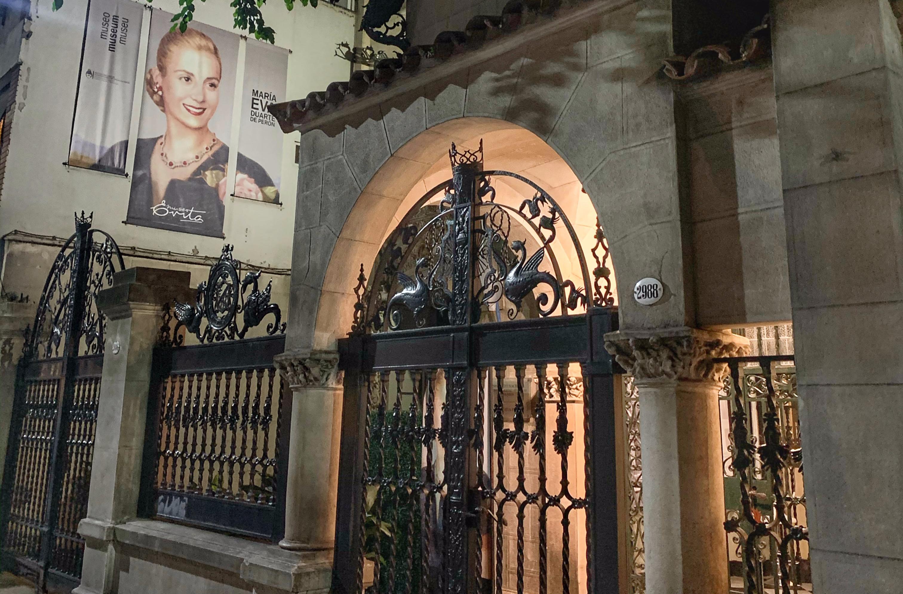 Museo Eva Peron
