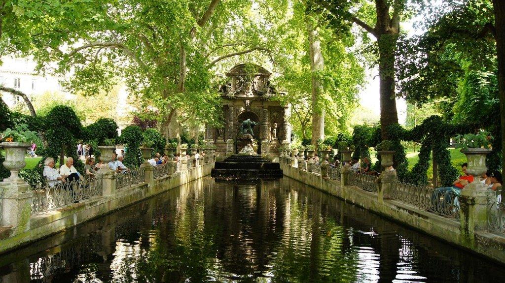 Jardines de Luxemburgo