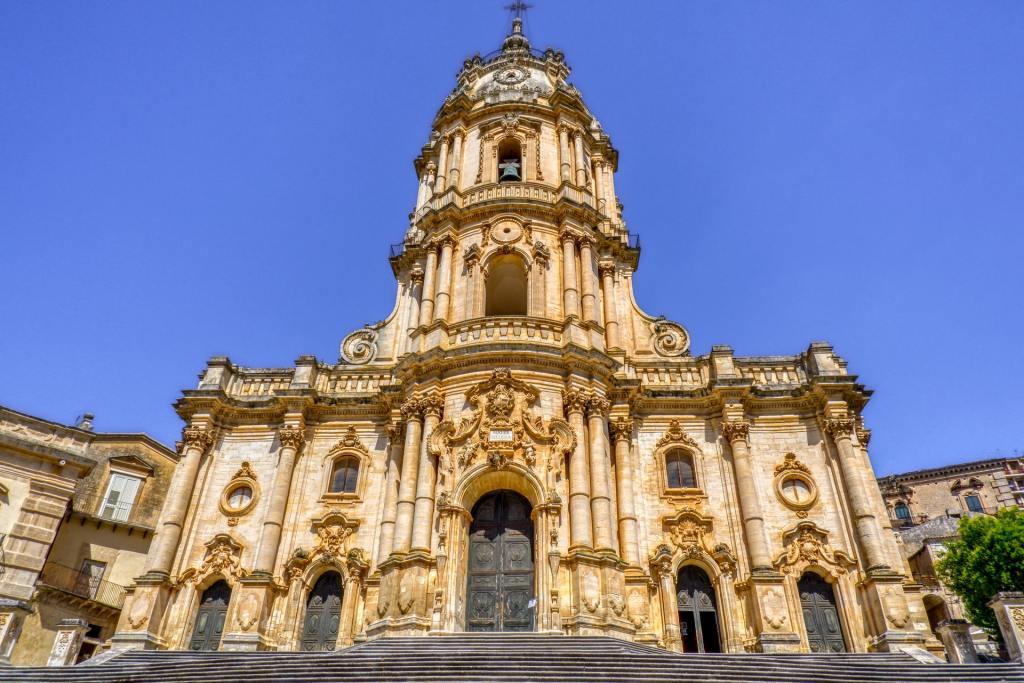 Catedral de San Jorge, Módica, Sicilia