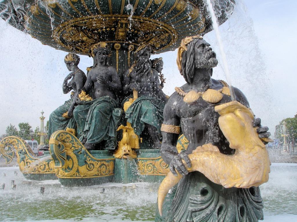Plaza de la Concordia, Paris
