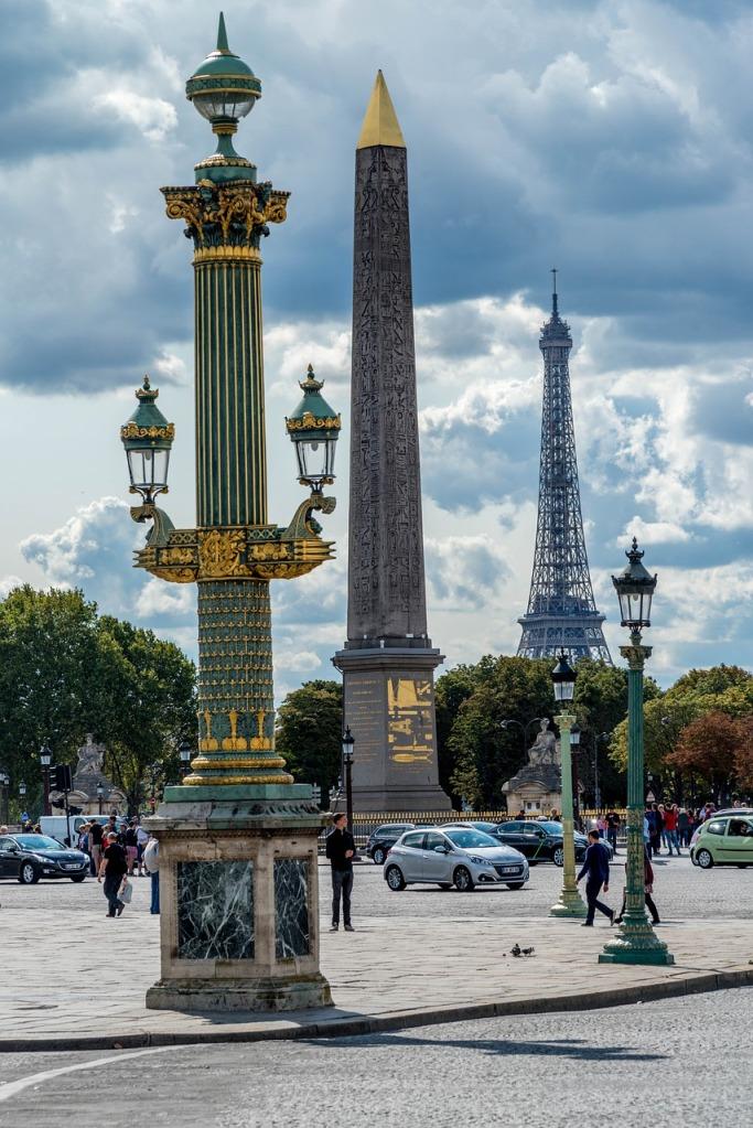 Obelisco de Luxor, Paris