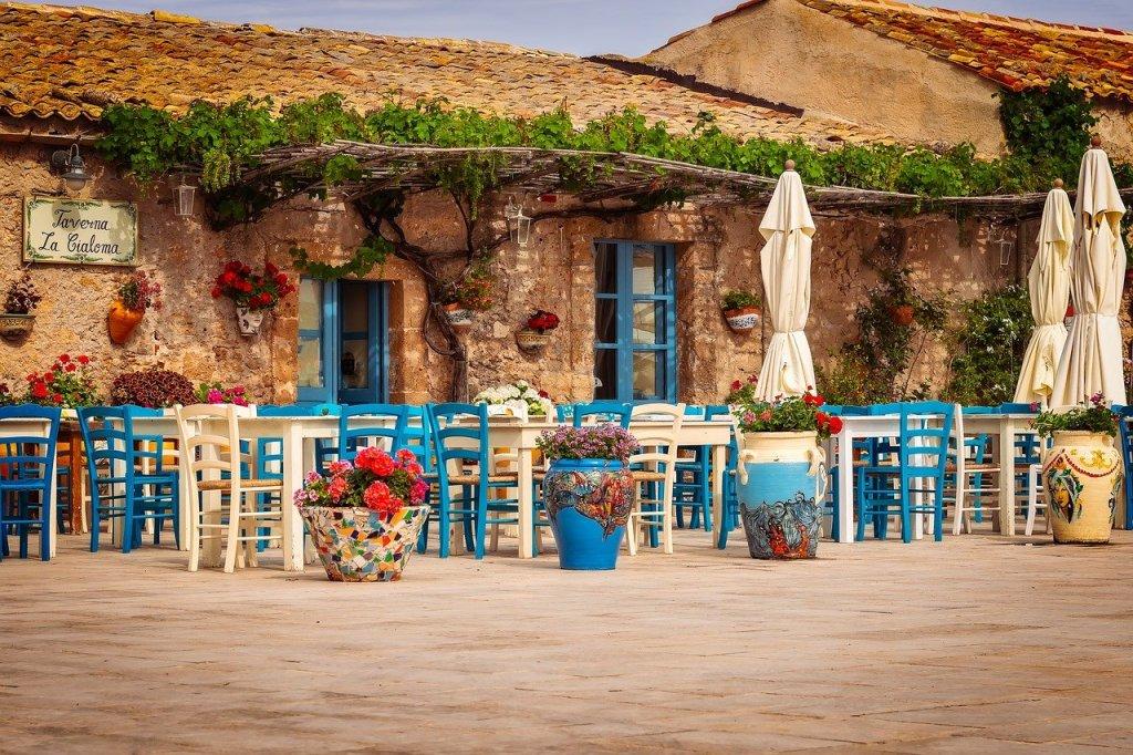Marzameni, Sicilia
